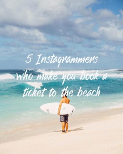 5 Instagrammer, die das Meer lieben